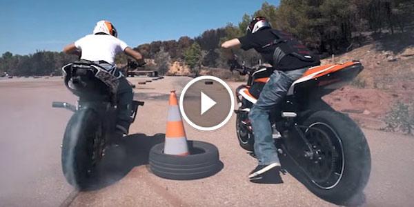 MOTORBIKE DRIFTING