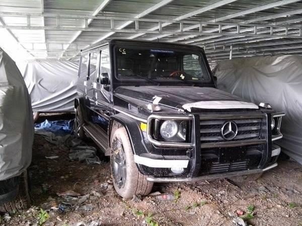 144 Abandoned Exotic Cars Vietnam 6