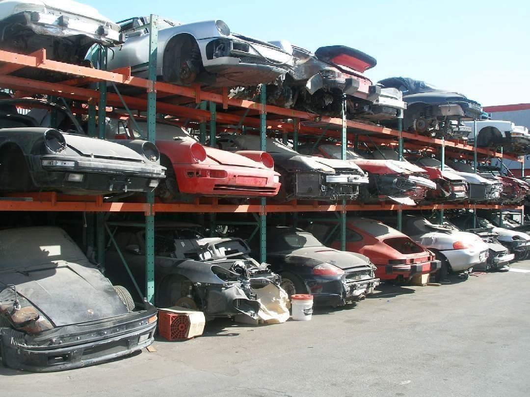 144 Abandoned Exotic Cars 4