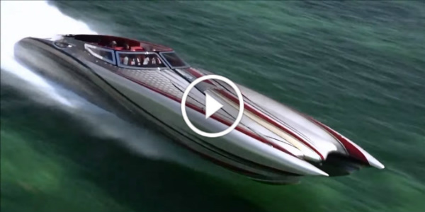 3000HP 50 Catamaran Boat Helicopter Engines 180 MPH 21