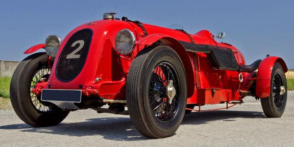 Bentley 4 12 Litre Bentley Blower top 10 classic british sports cars