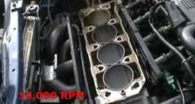Destroying Engine At 10000RPM hate engine 2