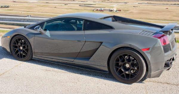 INSANE 1700HP Lamborghini Twin Turbo UGR vs Corvette C6 Z06 2
