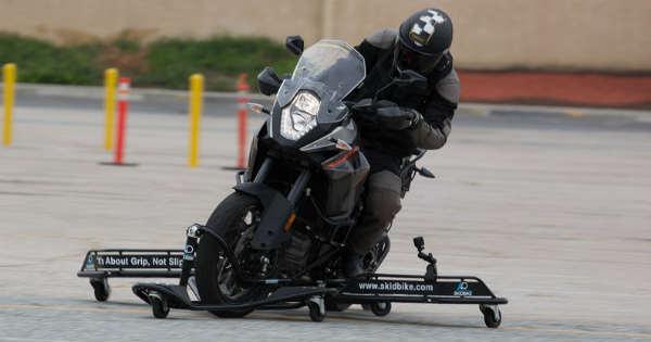 KTM 1190 Skidbike no crash 12