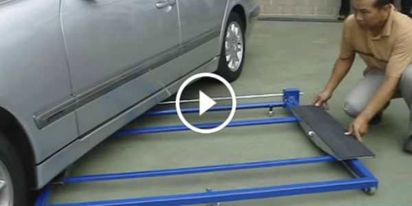 Meet The Mini Lift 2500! The Car Lifting Equipment That ...
