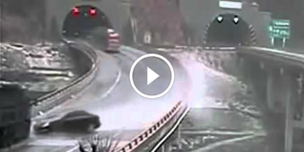 Real Aquaplaning accidents 31