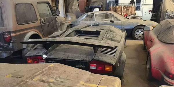 barn-find-Lambo-Countachs-Shelby-GT500-911-Speedster-Porsche-4