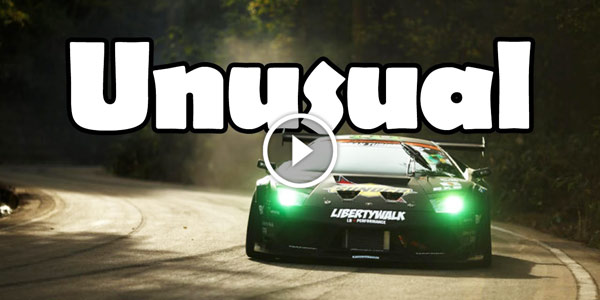 7 unusual drift machines