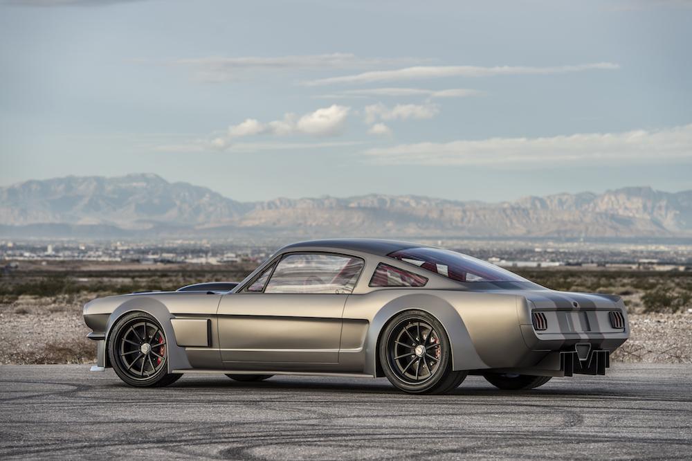 1000HP 1965 Mustang Built By Timeless Kustoms SEMA 2