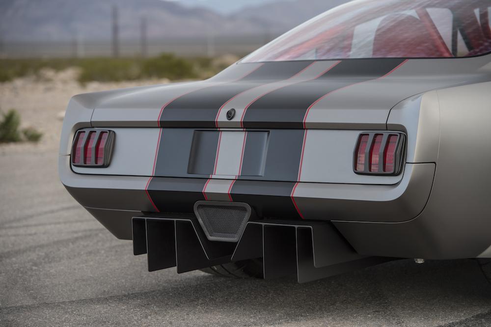 1000HP 1965 Mustang Built By Timeless Kustoms SEMA 3