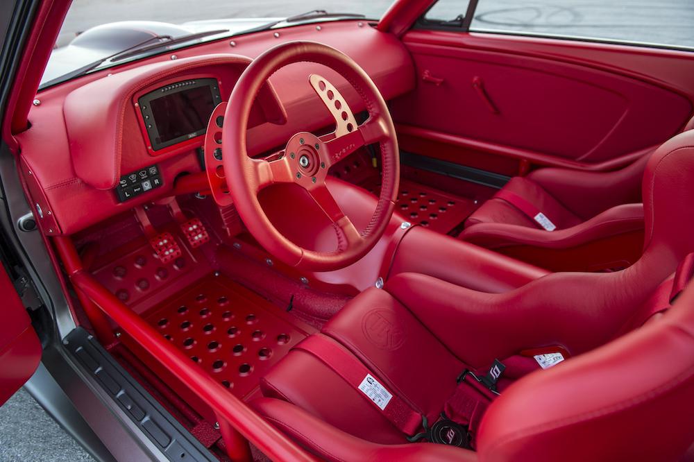 1000HP 1965 Mustang Built By Timeless Kustoms SEMA 6