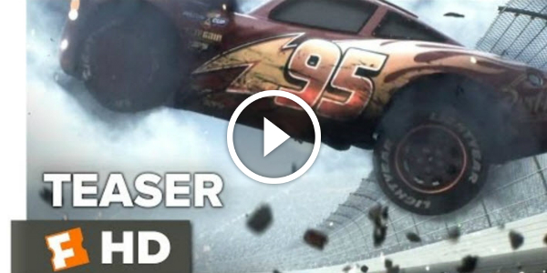 Cars 3 Official Trailer 2017