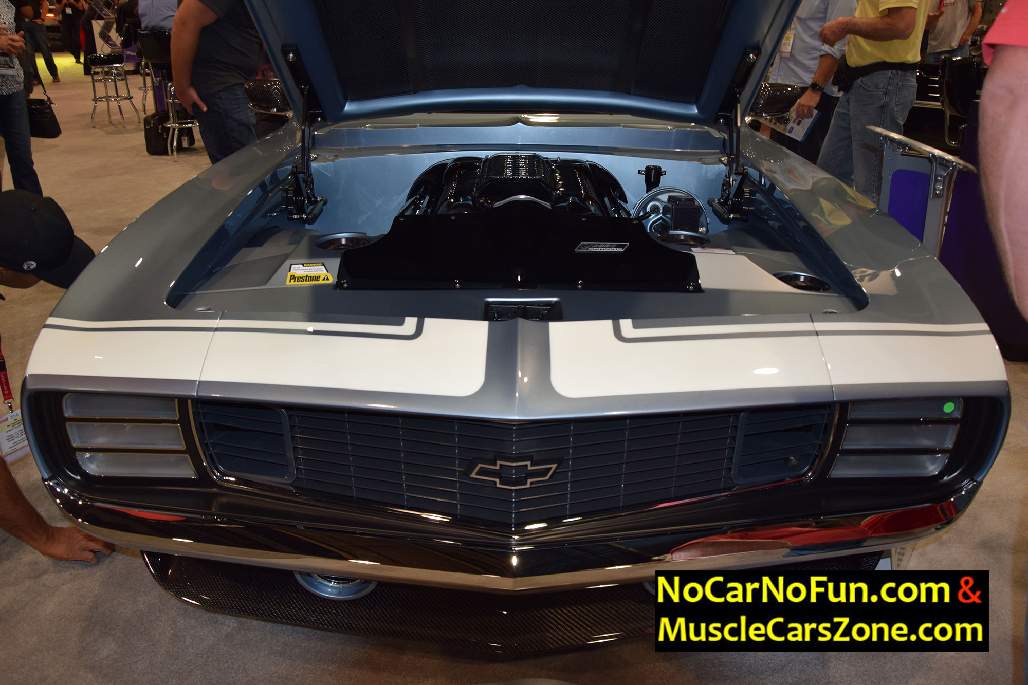 Musclecarszone.com Presents You The Very Best Rides Of The SEMA Show ...