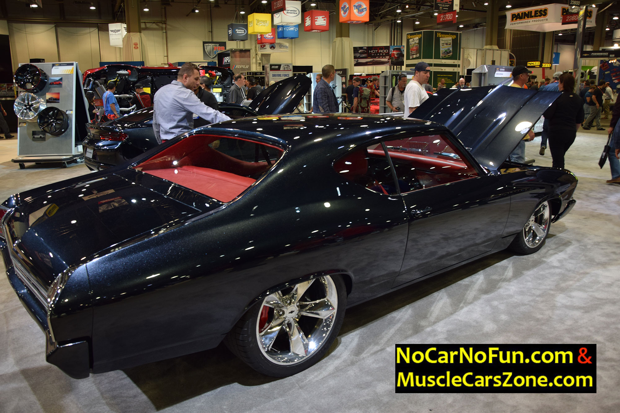 Musclecarszone.com Presents You The Very Best Rides Of The SEMA ...