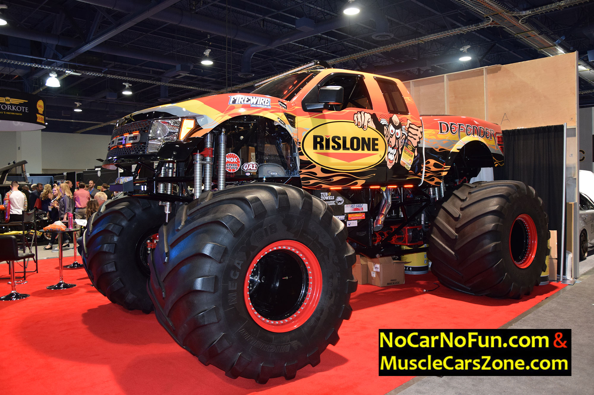 Musclecarszone.com Presents You The Very Best Rides Of The ...