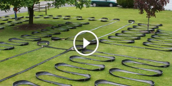 Longest Hot Wheels Sizzlers Fat Track 1900+ Feet 11