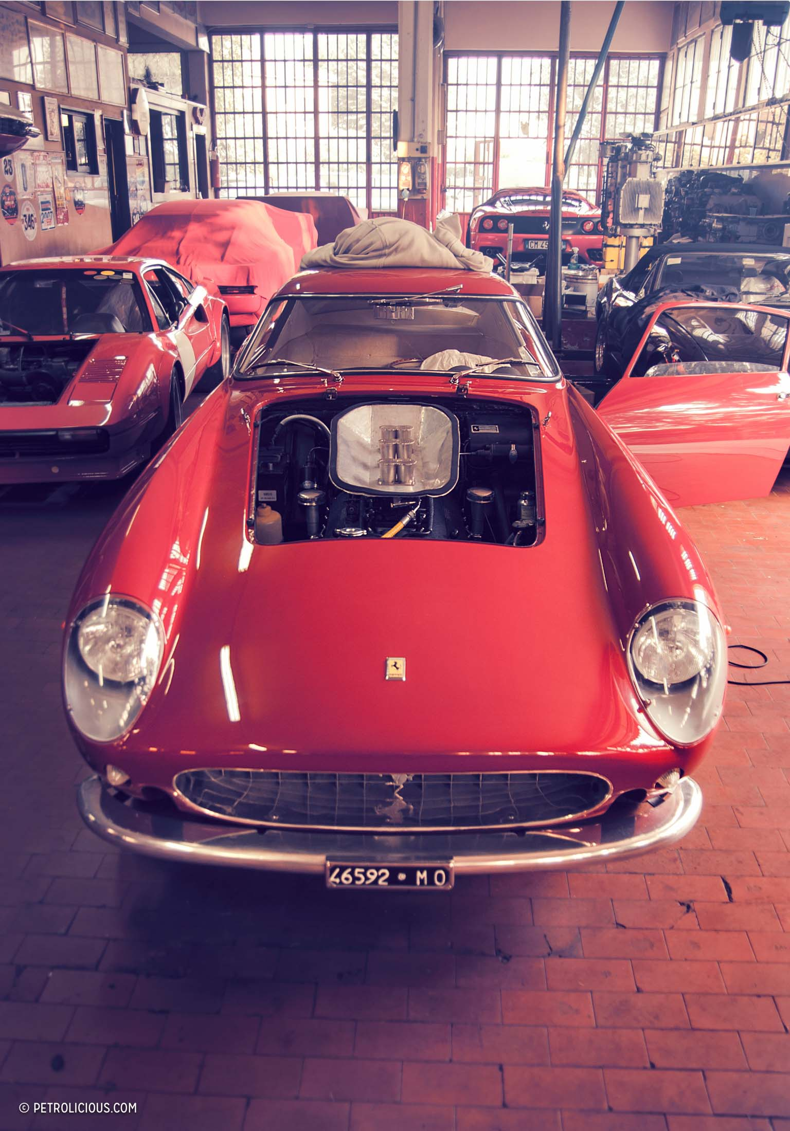 Maranello s Master Craftsmen Vehicle Workshops italy 3