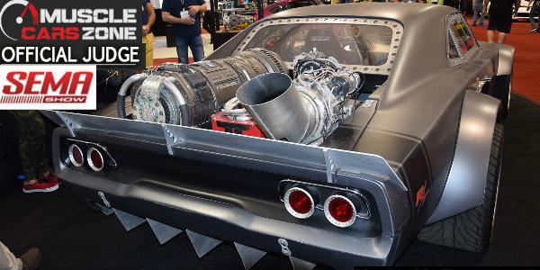 MuscleCarszone Official Judge 2016 Sema Show Photos Videos