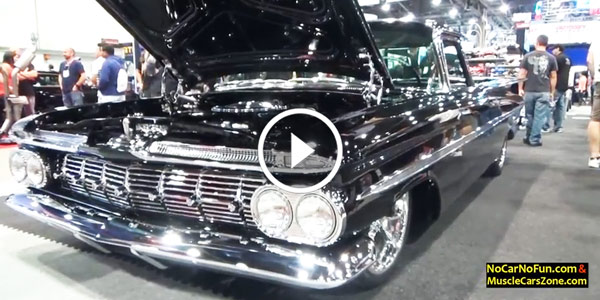 1960 CHEVY BEL AIR By Alloway's Hot Rod Shop