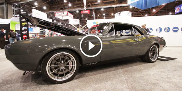 1967 Camaro LSX at Energy Suspension