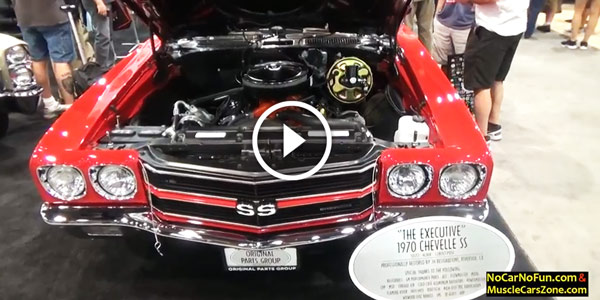 1970 Chevy Chevelle SS by JH Restoration