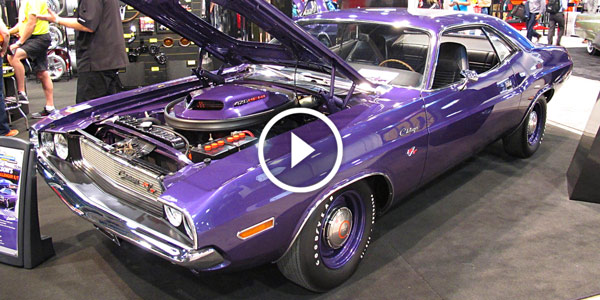 1970 Dodge Challenger RT with 426 HEMI