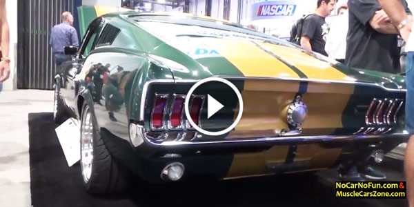 427 Cobra Ford Mustang