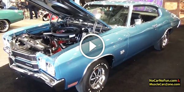 custom 1970 Chevy Chevelle