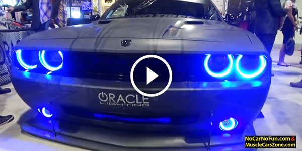 Oracle Dodge Challenger