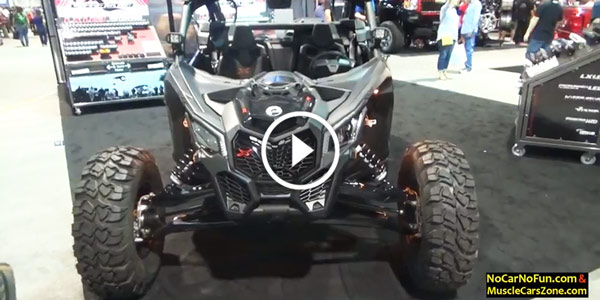 Custom Atv Off Road Muscle Cars Zone