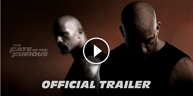 Furious 8 Official Trailer