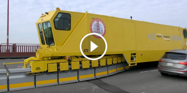 barrier transfer machine
