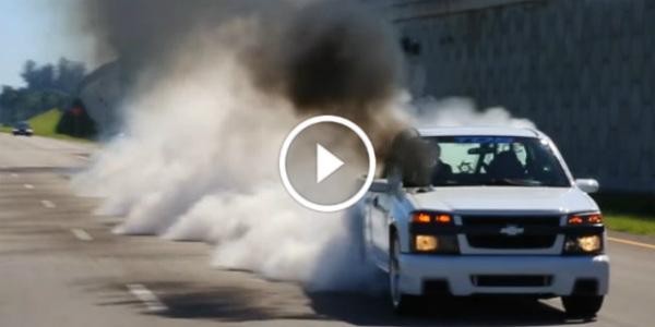 Chevrolet Duramax Colorado Coal Coalorado Turbo 11