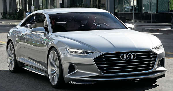 The All Electric Audi A9 Prologue Concept Muscle Cars Zone