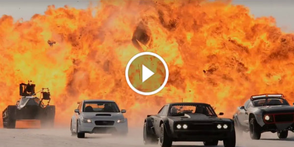 Fast And Furious Teaser New Michel Rodriguez Muscle Cars Zone