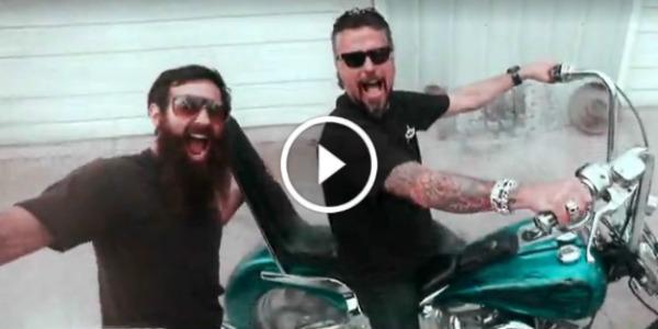 Gas Monkey Garage Team New Season Aaron Kaufman Leave 5