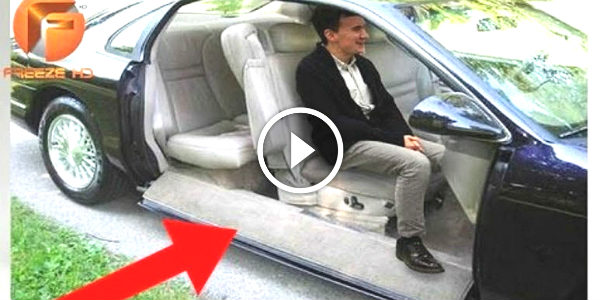 TOP Cool Car Doors That You Must See Have You Ever Seen Any Of - Cool car doors