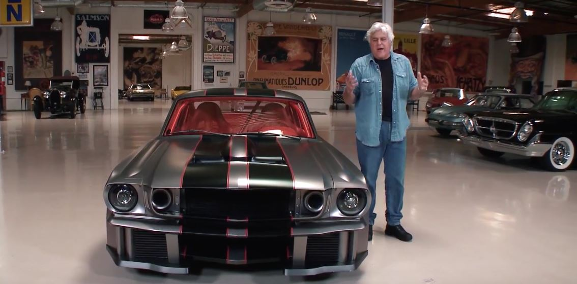 Ford Mustang Fastback Jay Leno Garage Muscle Cars Zone