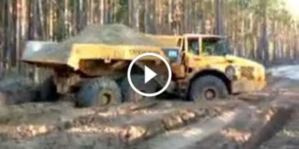 Amazing Truck Driving Skills Compilation 1 TN
