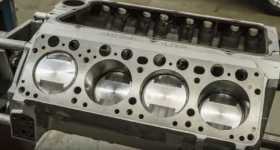 Chrysler HEMI Firepower Engine rebuild process 5 minutes 1