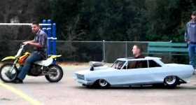 Classic Mini Chevy Nova Miniature 4