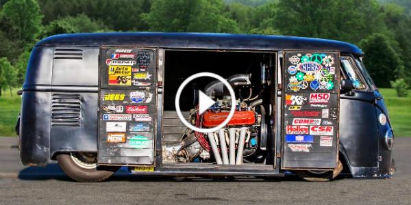 Coolest VW Bus 1 TN