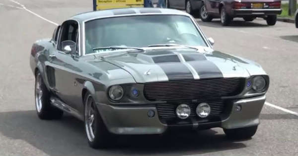 Ford Mustang Shelby GT 500E Eleanor 2