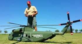 Massive RC Helicopter 3