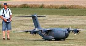 RC Airbus A400M 2