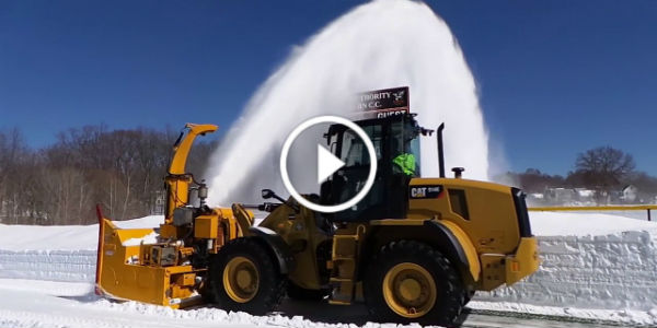 Snow Removal Vehicles 1 TN