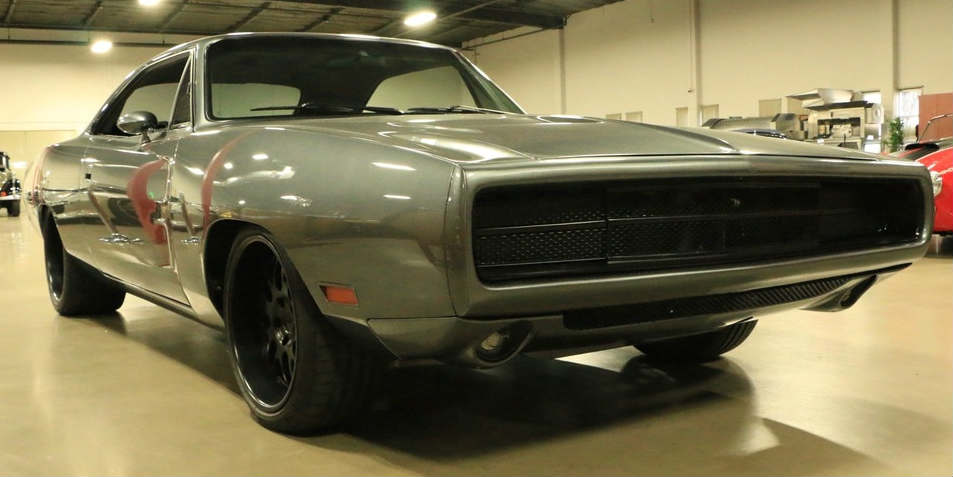 "1970 Dodge Charger ""Punishment"""