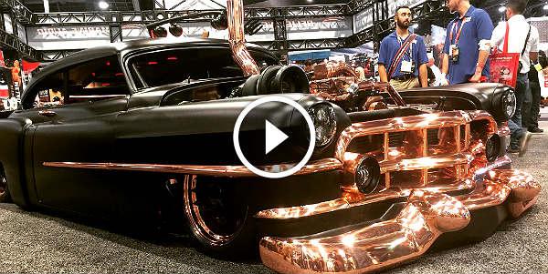 Turbo Diesel Cadillac 2 TN