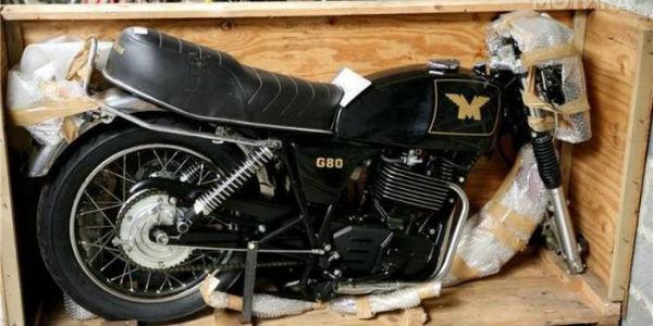 1975 Norton Commando 22
