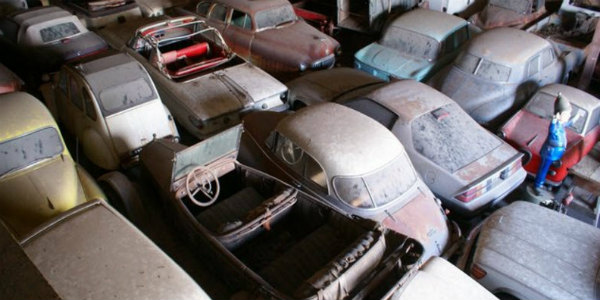 Huge Car Auction Ohio 1 TN